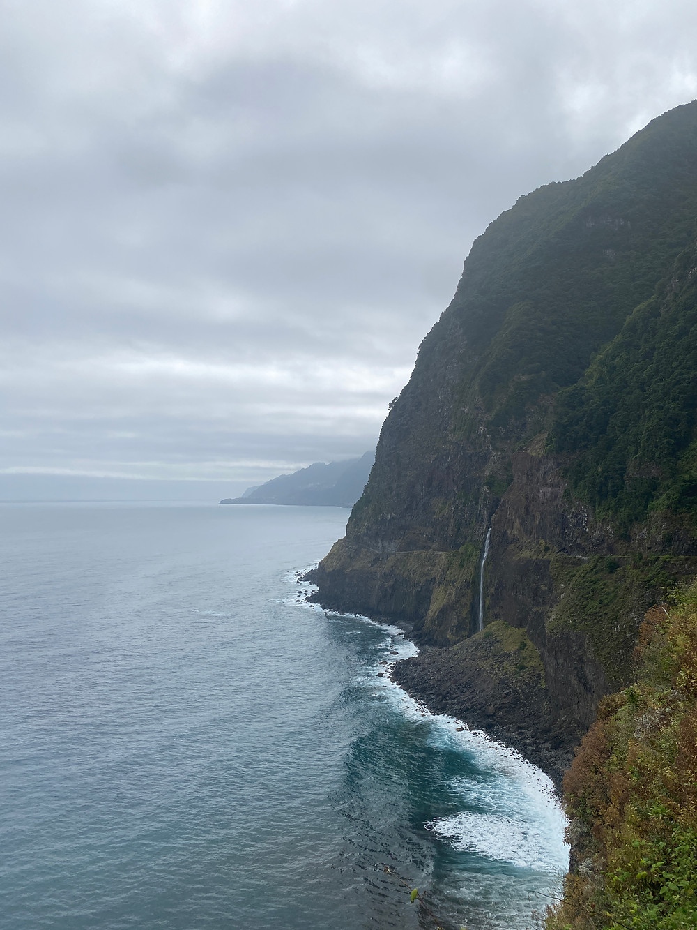 Véu da Noiva na Ilha da Madeira