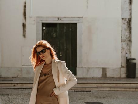 Uma nova Lisboa vazia - e o Blazer branco