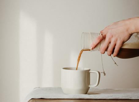 Café Energizante com Gelatina - e um pouco sobre o Jejum Intermitente