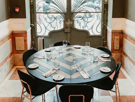 Onde comer em Lisboa - Mercantina Bistro 37