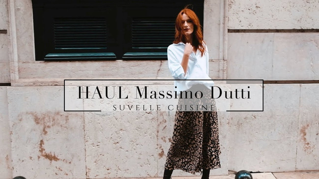 Vídeo Massimo Dutti