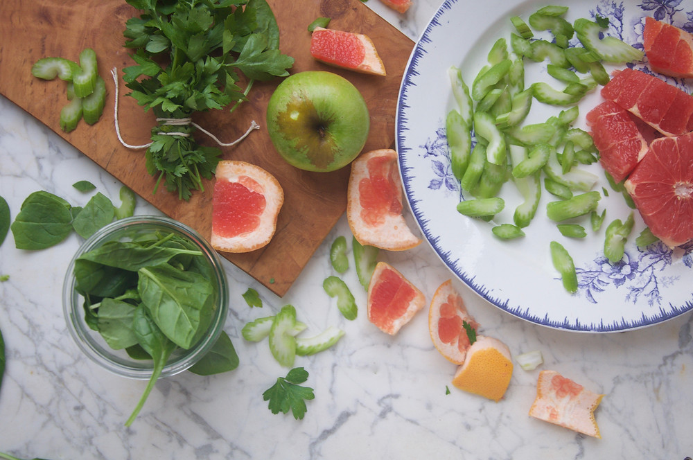 Toning Celery Tonic & Holiday Cocktails