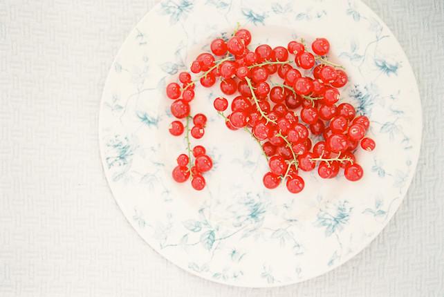 Cheesecake com Coulies de Frutos Vermelhos