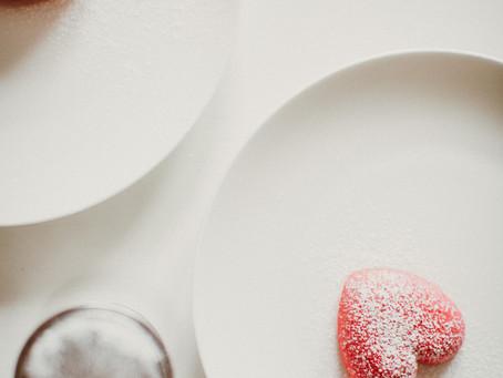Corações Rosa com Chocolate Negro - Cook Ideas com o El Corte Inglés
