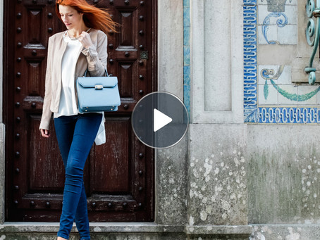Walk with me in Sintra - Casual Look
