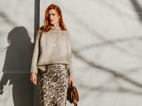 A Saia da H&M Perfeita Para a Primavera