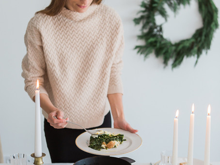 Minho's Christmas kale & codfish tradition