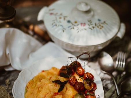 Milhos Transmontanos (ou a polenta de Trás-os-Montes)