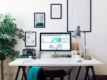 Office Space & Ten Stickers