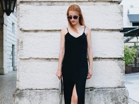 Vestido Slip - como usar