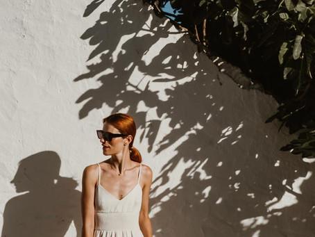 O Vestido de linho com mais sucesso no Instagram