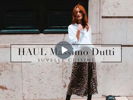 3 Looks Outono - Haul Massimo Dutti Vídeo