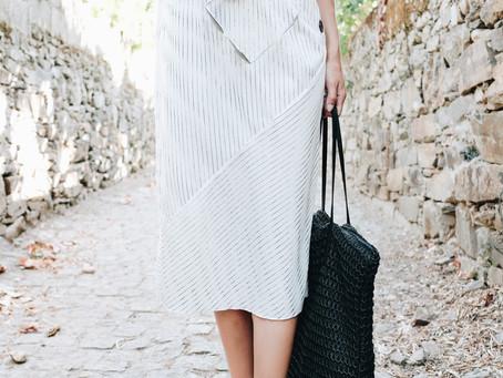 Pela aldeia - o vestido de verão perfeito