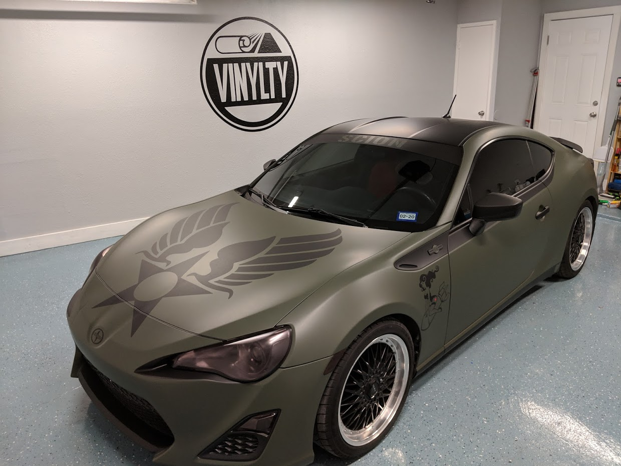 FRS Wrap