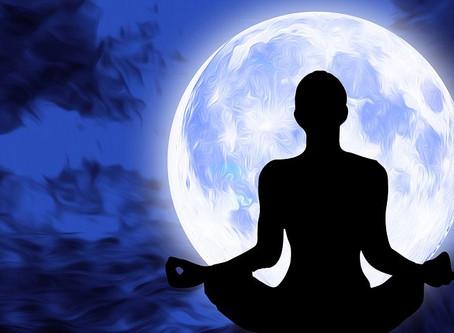 Vesak Full Moon and the Enlightened One