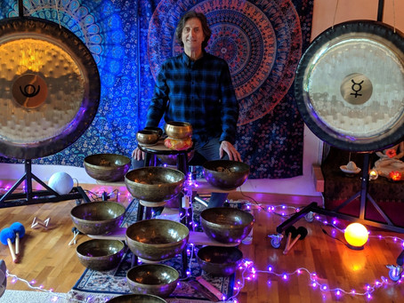 Cosmic Sound Healing & Supreme Light Meditation on April 1
