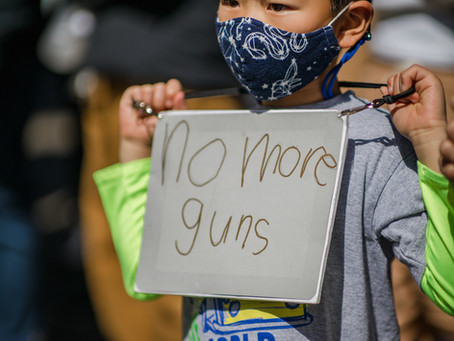 United in Fear: Are Guns The Answer?