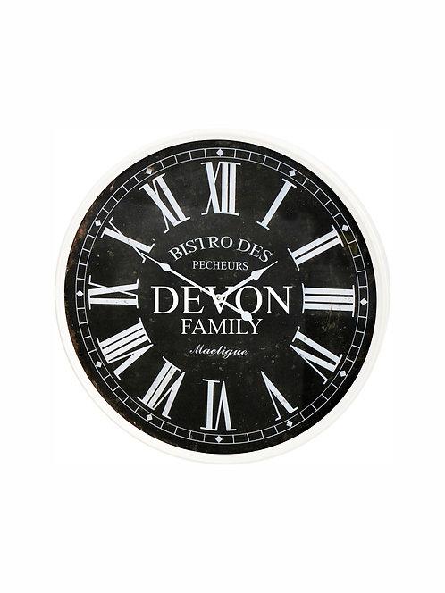 Devon Clock 60cm