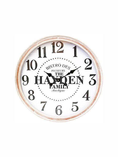 Hayden Clock