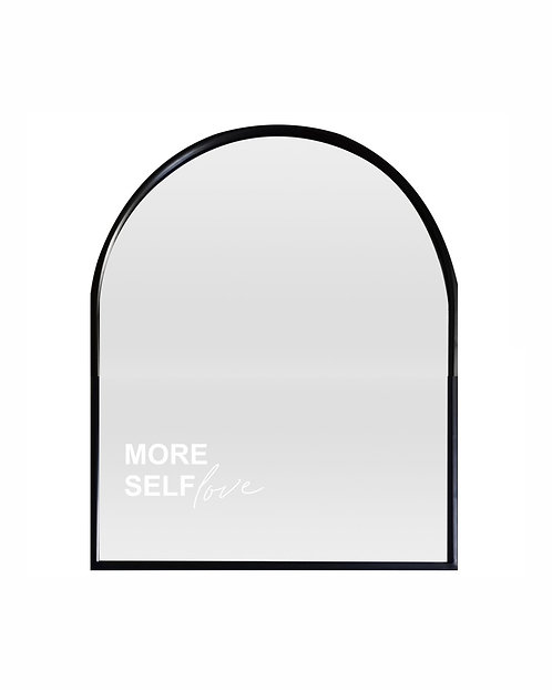 More Self Love - Cursive/Bold