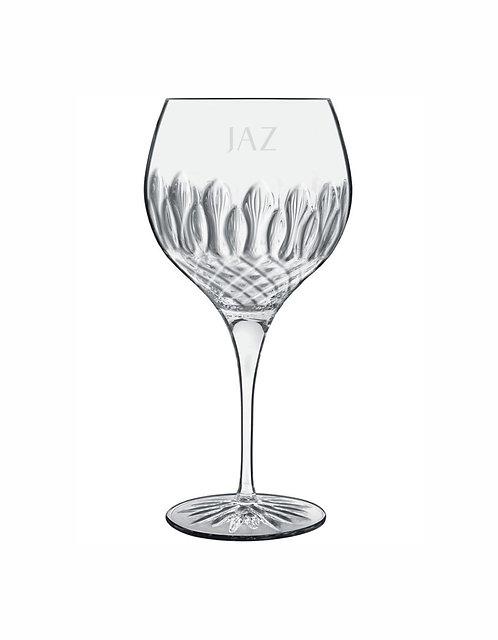 Diamante Cocktail Glass