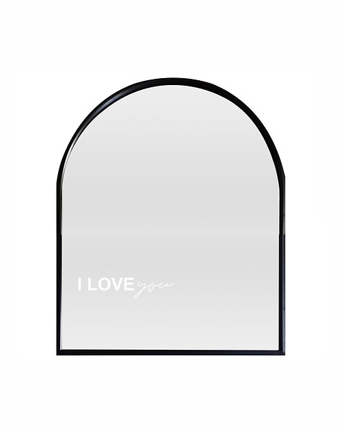 I Love You - Cursive/Bold