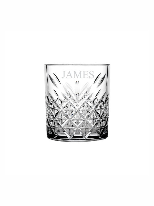 Timeless Whiskey/Cocktail Glass