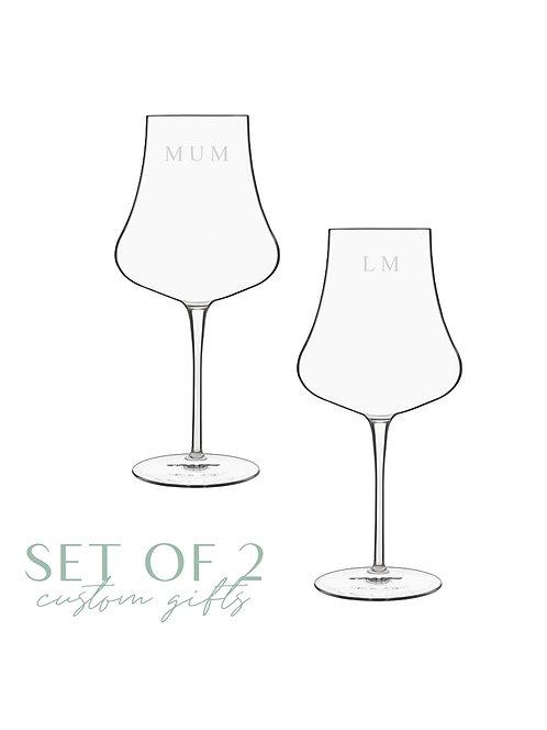 Capri Wine Glass Set