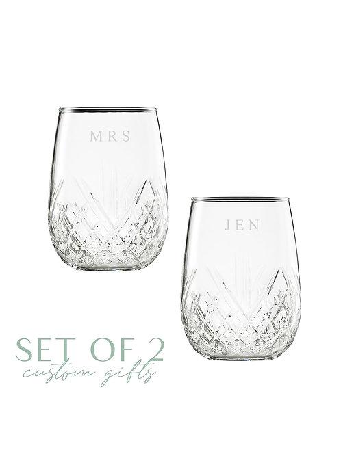 Carmen Wine Glass Set