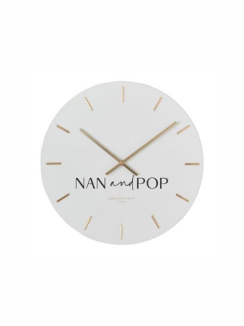 Luca Clock 40cm