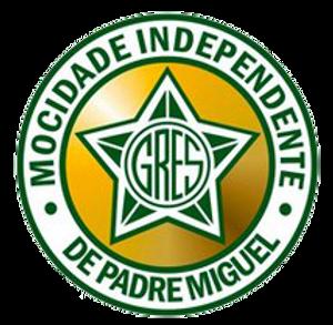 GRES Mocidade Independente Padre Miguel destaques ficha técnica 2016
