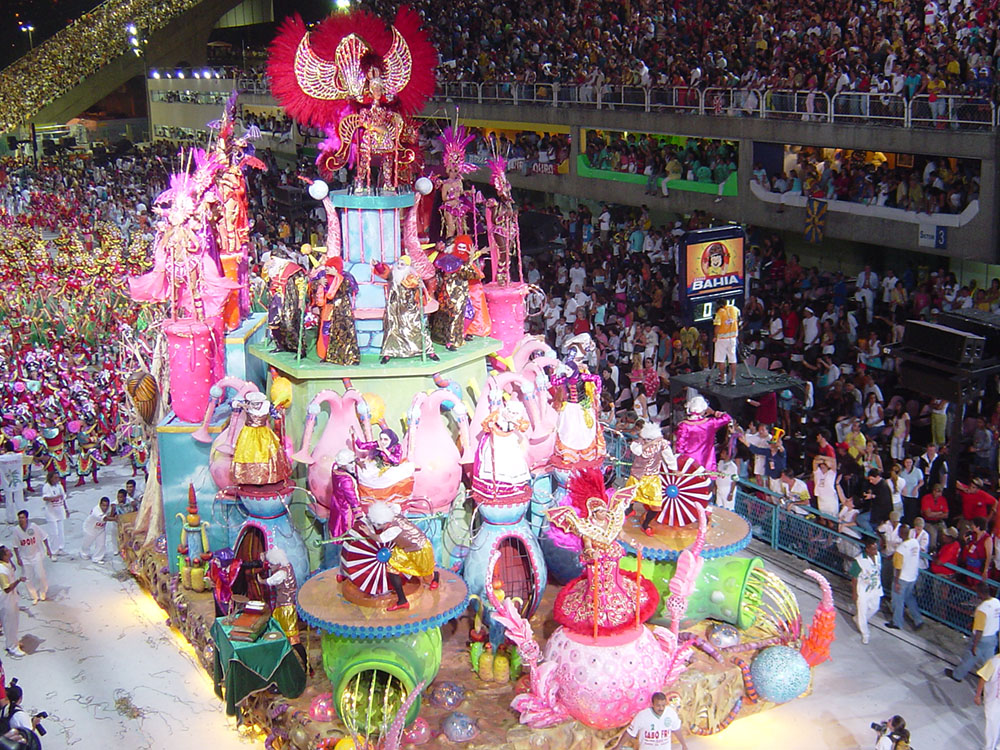 Sambódromo Carnaval