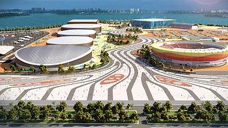 Parque Olímpico Rio 2016