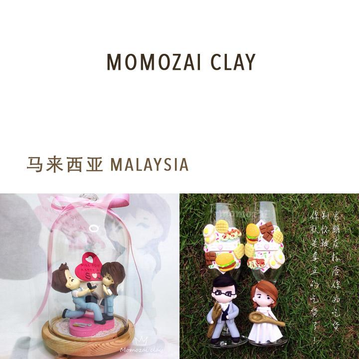 MOMOZAI CLAY
