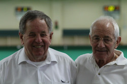 Mike & Pete - Veterans!
