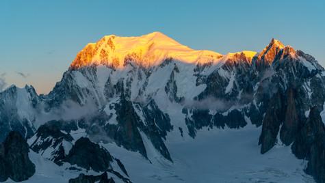 Monte Bianco 4810 m