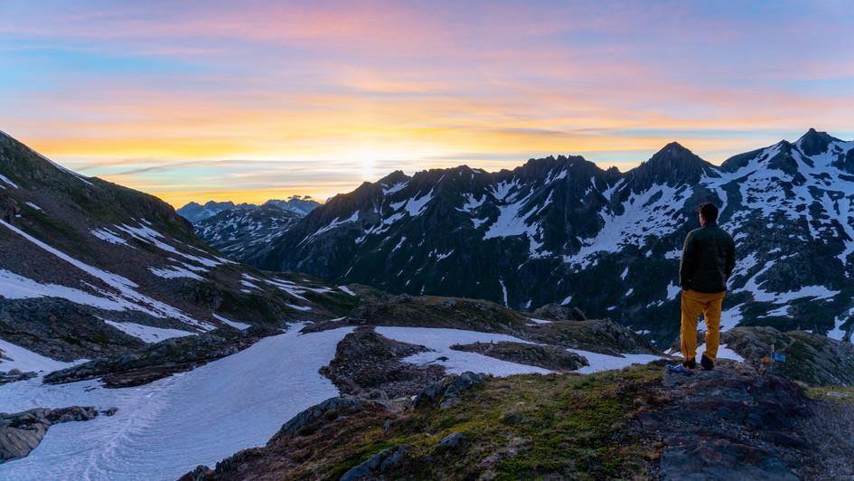 Capanna Rotondo 2570m