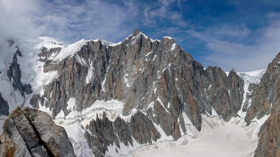 Tour Ronde 3792m, Massiccio Monte Bianco