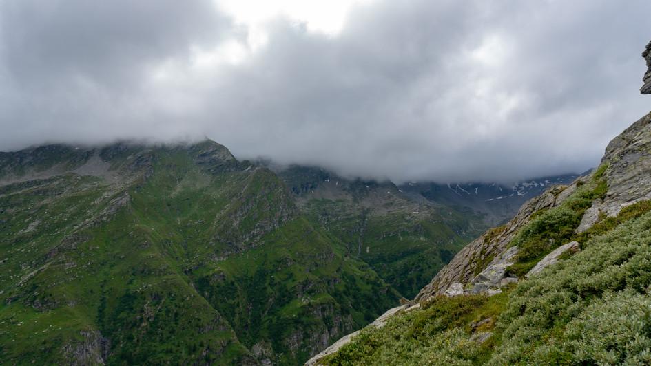Via Alta della Val Carassino