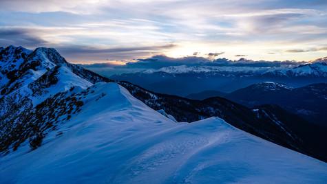 Monte Zottone 1568 m