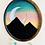 Thumbnail: Moonlit Peaks