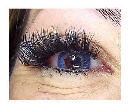 Check out these #MegaVolume lashes on my