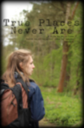 True Places Never Are - Poster