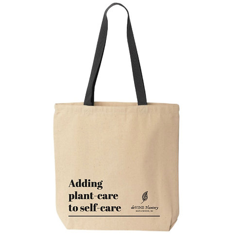Self-Care Tote Bag