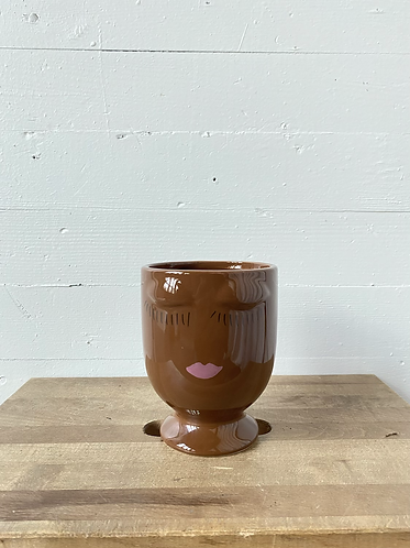 Chocolate Celfie Pot