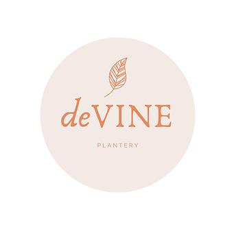 deVINE Plantery Logo