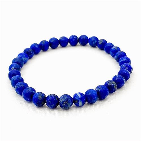 Armband van Lapis Lazuli kralen