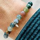armband van edelsteen