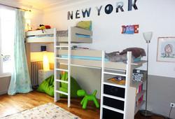 lits superposés sur mesure