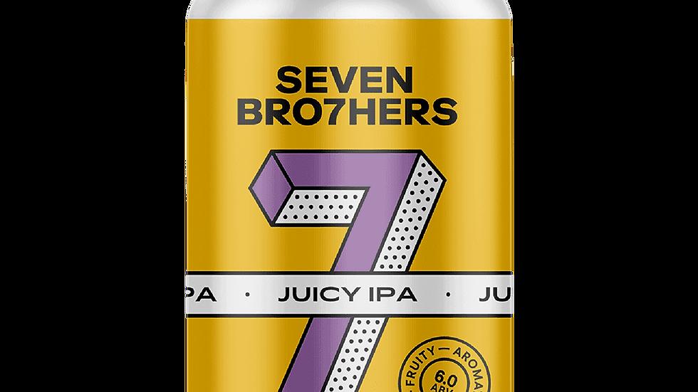 7Brothers -Juicy IPA